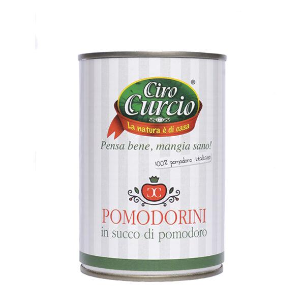 Pomodorini in succo di pomodoro – COD. LC