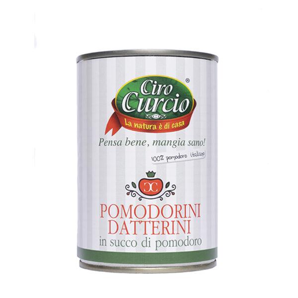 Pomodorini datterini in succo di pomodoro – COD. LPD